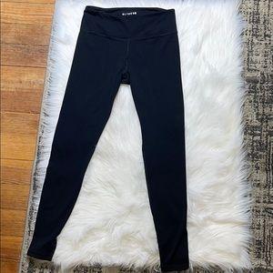 Black Glyder High Performance leggings